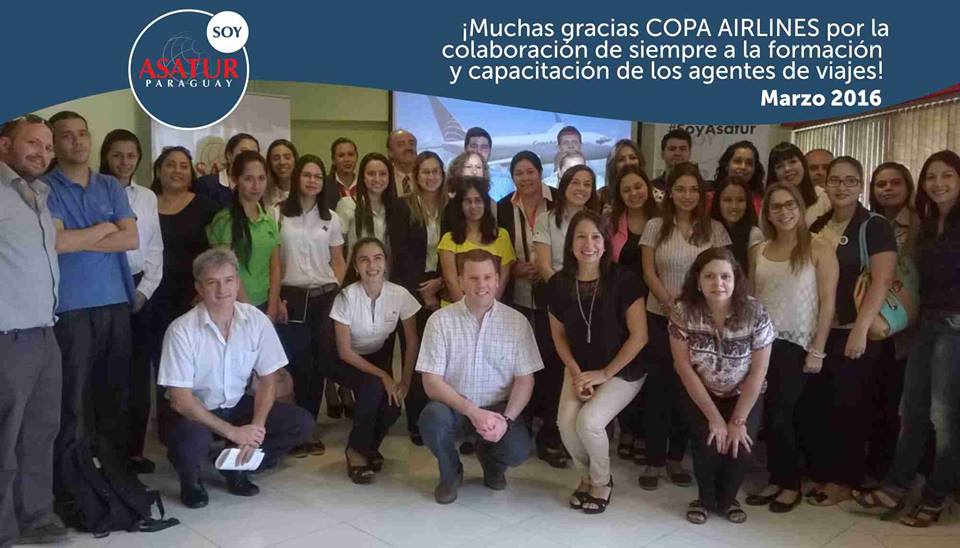 CHARLA NOVEDADES COPA AIRLINES