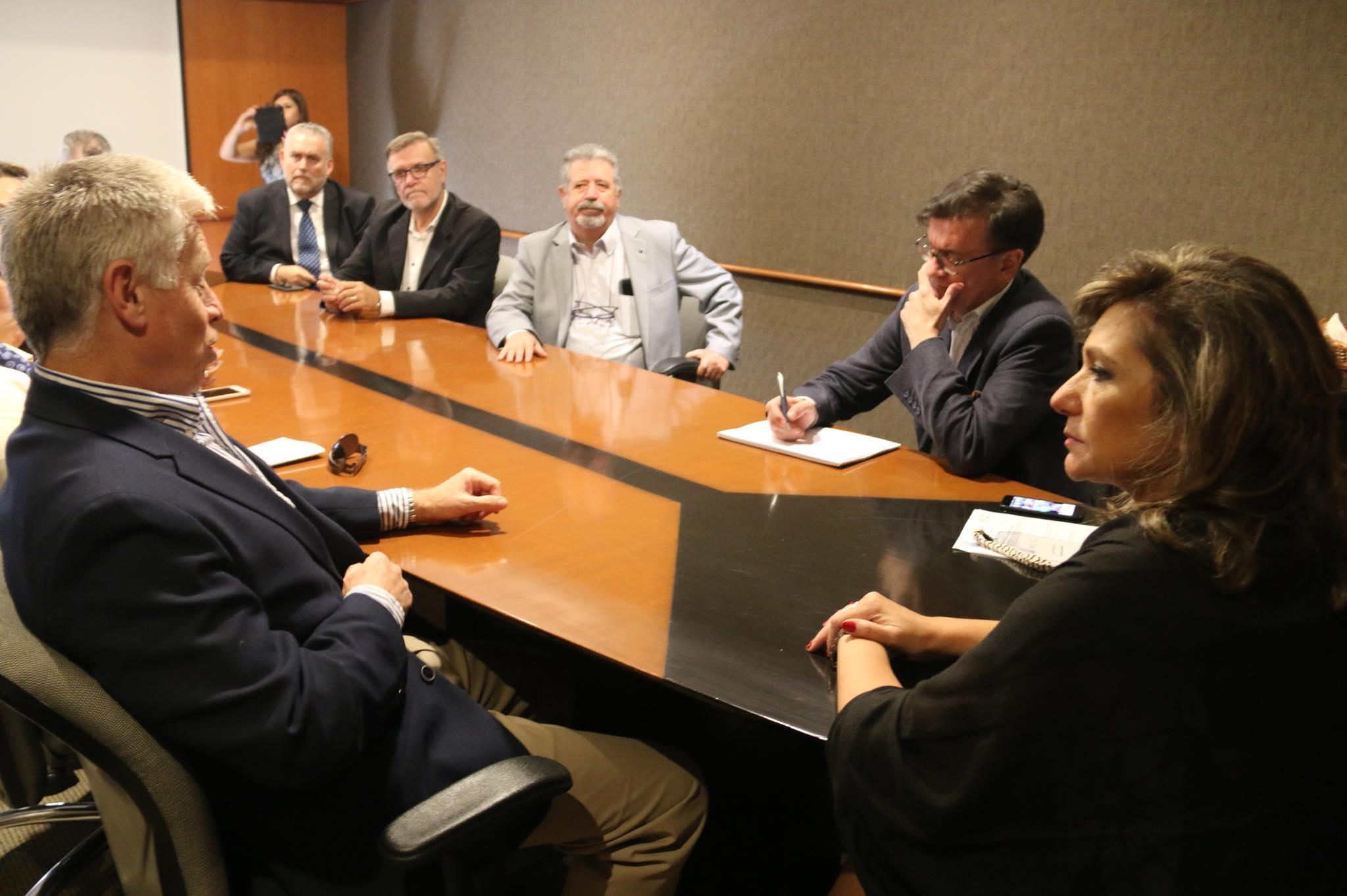 Gremio de agencias de viajes de Latinoamérica se reunió con el Secretario General de la OMT
